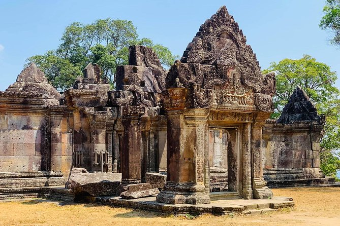 Full Day Preah Vihear Temple from Siem Reap