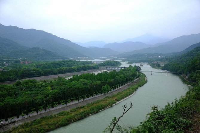 Dujiangyan Irrigation and Mt.Qingcheng 1 day tour (all inclusive) photo 1