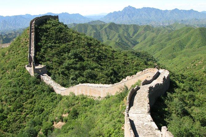Jinshanling Great Wall Half Day Tour