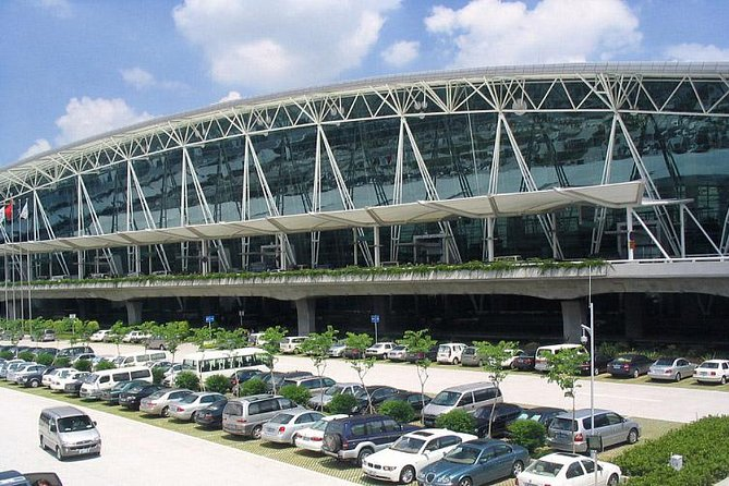 Private Baiyun Airport Arrival Transfer to Guangzhou South Railway Station