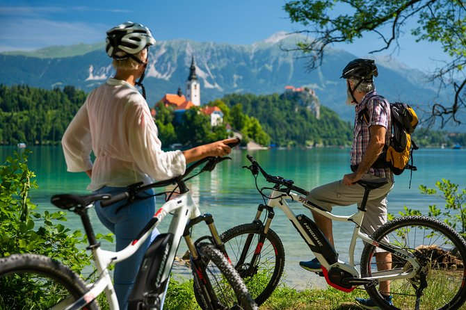 Get to know Bled by ultimative Bled e-bike tour photo 1