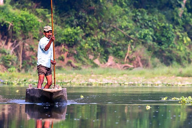 3 Day Chitwan Jungle exploration Tour from Pokhara