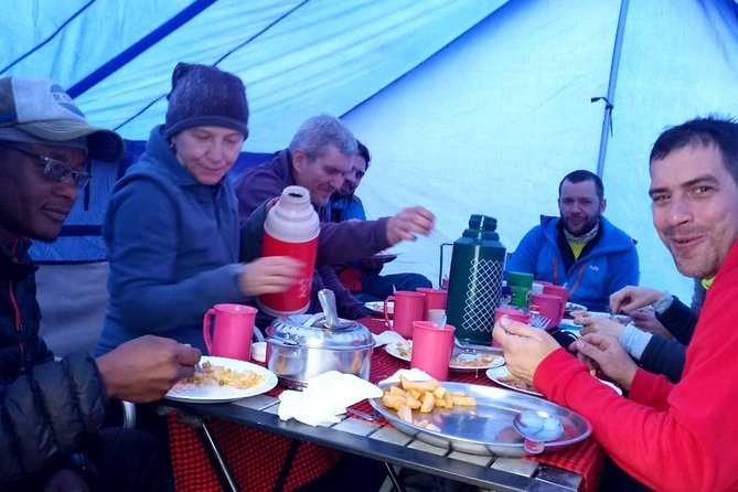Kilimanjaro climb 6 days Marangu route