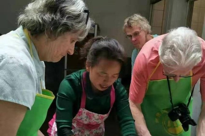All Inclusive Huxian Day Tour From Xian: Cook and Paint With Local Farmers photo 4
