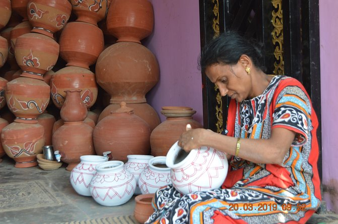 Hands-on experience at Pottery Town Bangalore