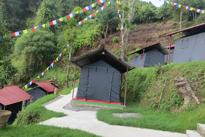 Luxury Tent Stay in Kakani Adventure Camp