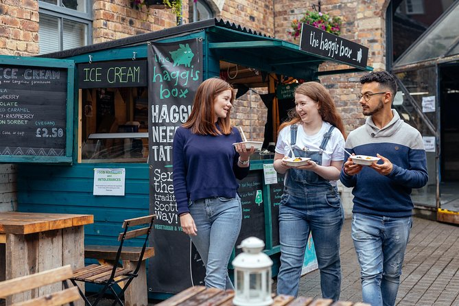Private Edinburgh Food Tour with 10 Tastings