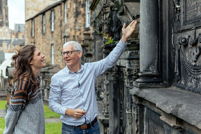Withlocals Highlights & Hidden Gems: Covid-19 Regulated Private Tour Edinburgh