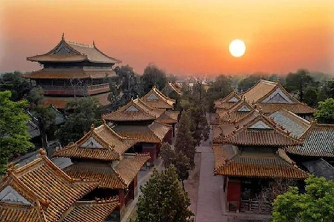 Private Day Tour: Confucius Temple, Family Mansion and Cemetery
