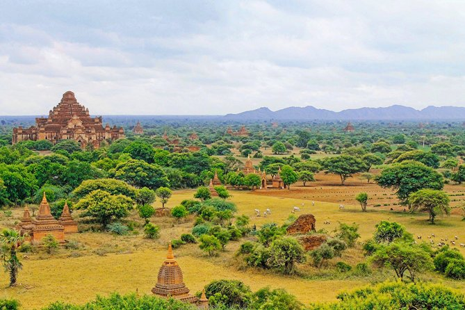 Myanmar Essential - Join-In (MANDALAY – BAGAN – INLE - YANGON)