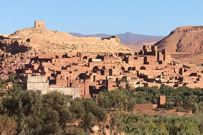 Excursion Marrakech Ouarzazate in 2 days