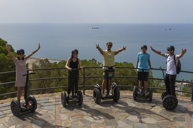 Malaga: Best of Malaga in 2 hours on segway