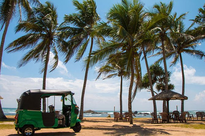 Negombo City tour by tuk-tuk