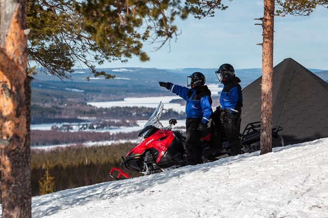 Full Day Snowmobile Safari into the Lappish Wilderness in Rovaniemi