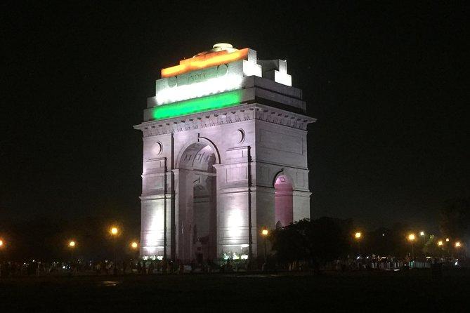 New Delhi Evening Tour