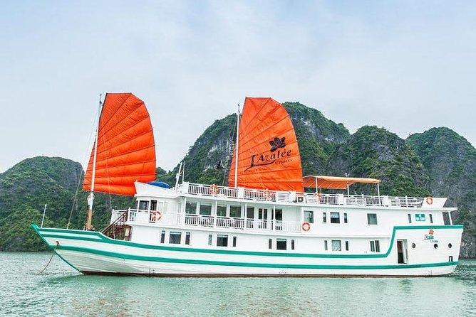 Halong Bay Full Day on L'azalee Cruise
