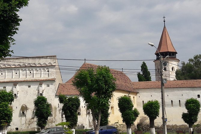 Prejmer Church,Harman Church,Bran Castle,Rasnov fortresss -Day Tour From Brasov