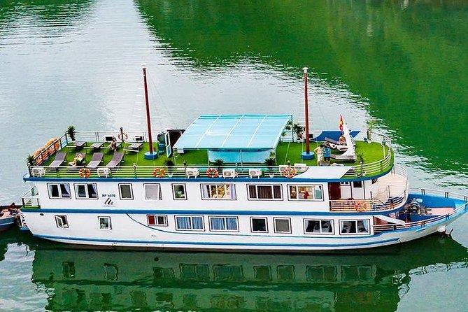 Halong Estella Luxury Cruise Day trip