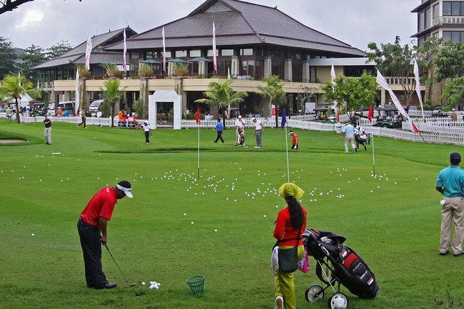 Golf Tour Package 3 Days 2 Night- Bali Island