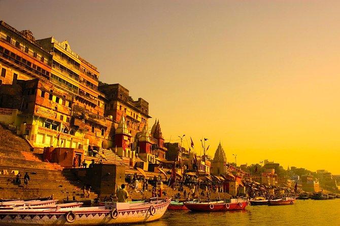 Varanasi Experience 01 Night -02 Days Tour