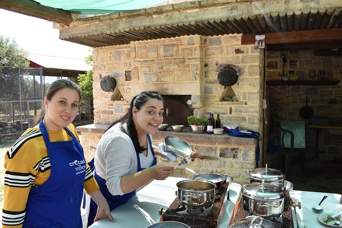 Private Cretan Cooking Experience- Cook with us!