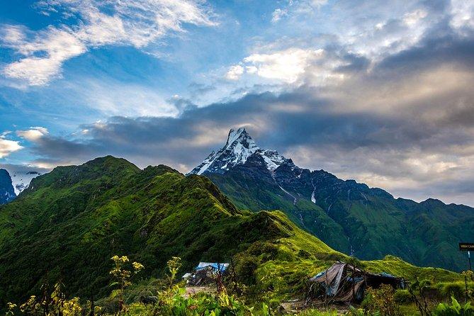 07 Days Mardi Himal Trekking from Pokhara