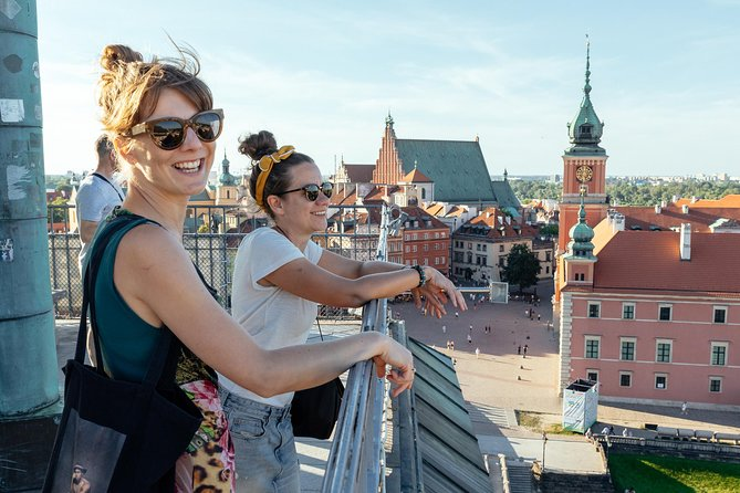 Withlocals Highlights & Hidden Gems: Best of Warsaw Private Tour