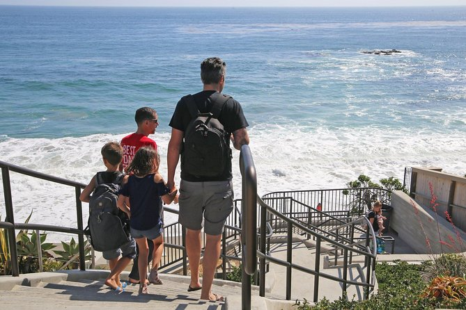 Sustainable Laguna Beach Sightseeing & Discovery Tour with a Local