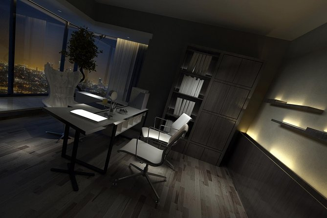 Escape Room Office of the Serial Killer