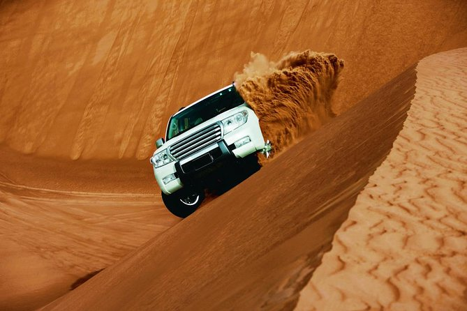 Evening Desert Safari Private Land Cruiser ( 6 to 7 Pax )