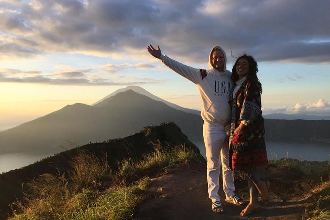 Mount Batur Sunrise Trekking Private Tour with Breakfast and Hotel Transfer