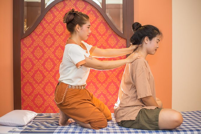 Top to Toe Siam Massage 120 Mins (Thai Massage)