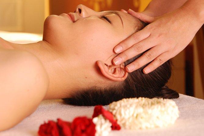 Crown of Suuko Head, neck and shoulder Massage 60 Mins