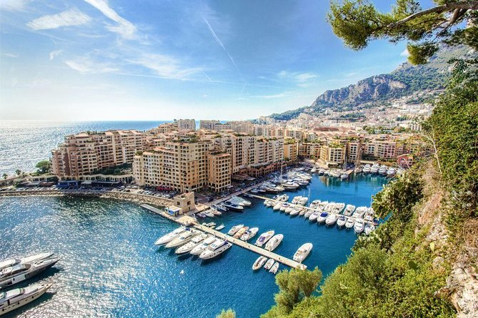 Tour Eze Monaco