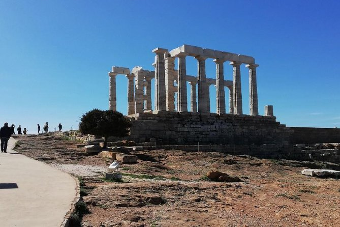 Athens-Sounio Guided Full Day Private Tour For Small Groups