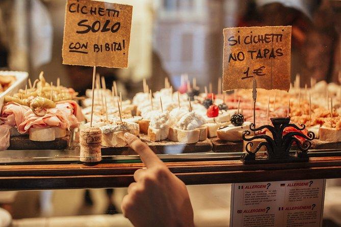 Bites Private tour Venice