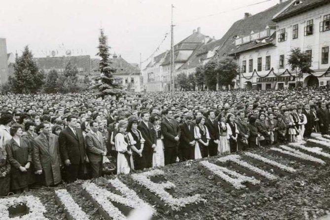 Sibiu Communism and Revolution Tour