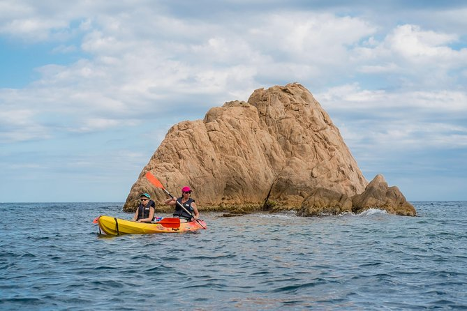 Kayaking and Snorkeling tour to Costa Brava
