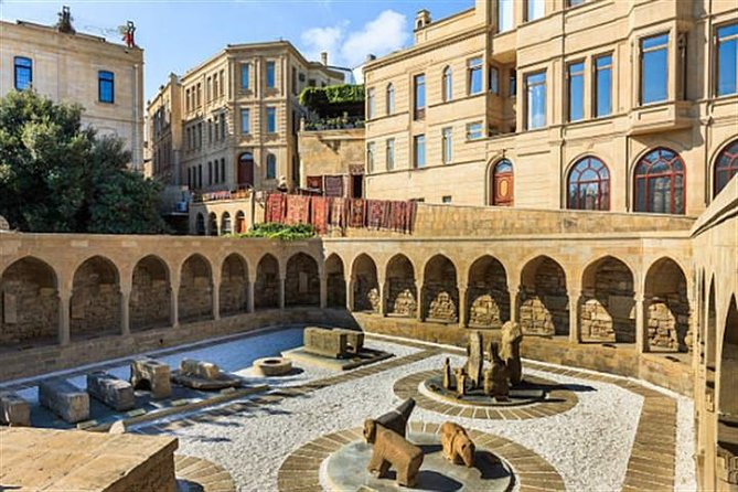 Baku Old City Walking Tour