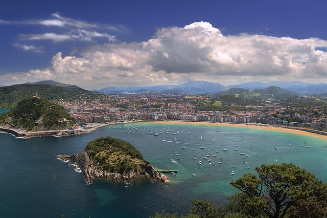 Private City Tour of San Sebastian with introduction to Pintxos Culture
