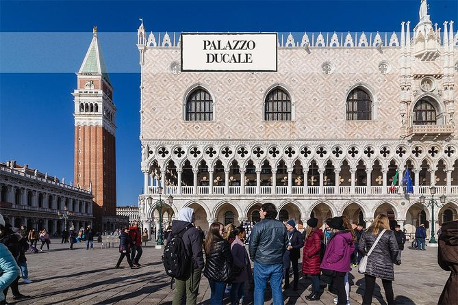 Doge's Palace: guided tour & skip the line ticket