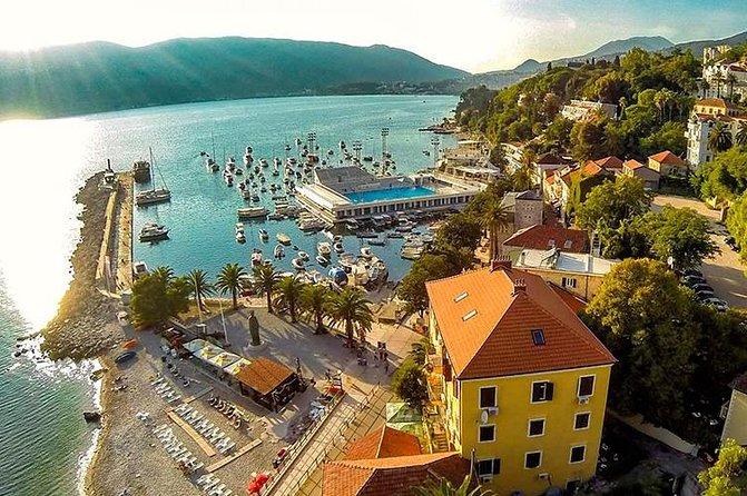Stunning Seaside Tour: Herceg Novi – Blue Cave – Mamula