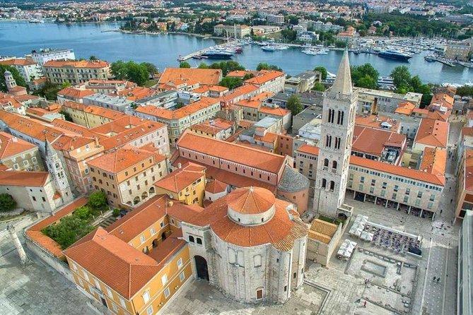 Plitvice lakes and Zadar Full Day Tour from Šibenik
