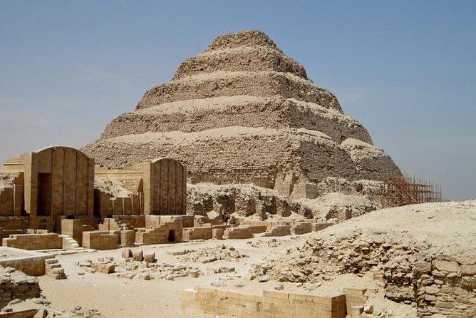 Giza Pyramids, Memphis and Sakkara