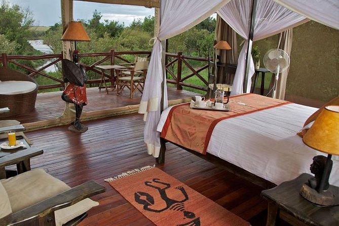 3 Days Masai Mara Lodge Private Safari Min 2 Pax
