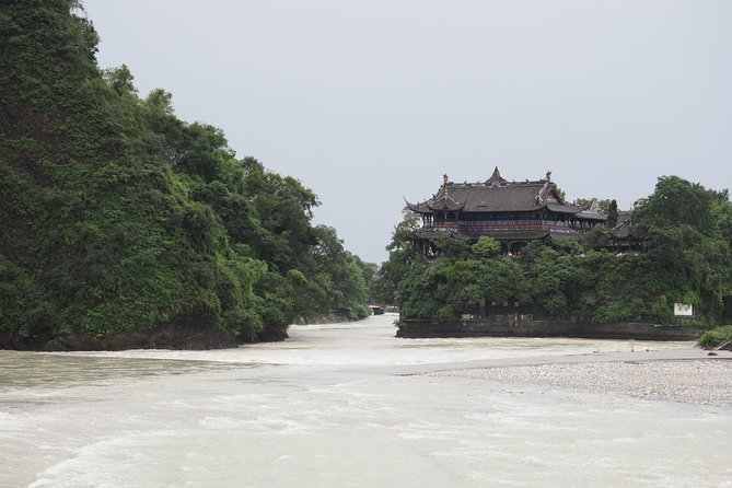 Dujiangyan Irrigation and Mt.Qingcheng 1 day tour (all inclusive) photo 4