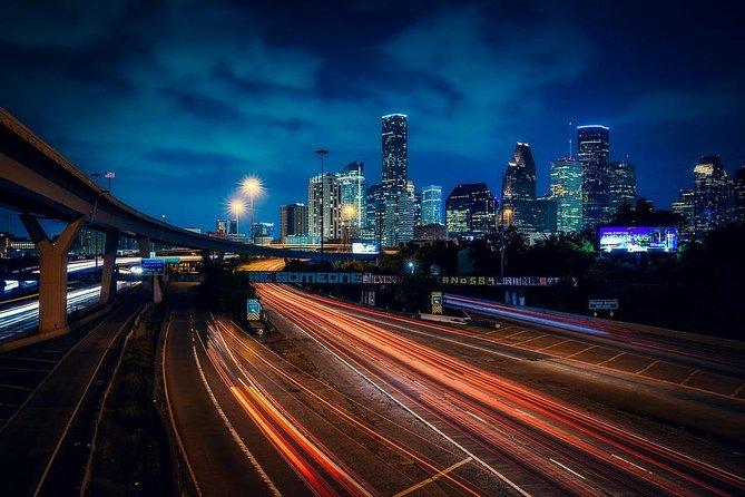 Arrival Private Transfer Houston Airport HOU to Houston City by Sprinter Minibus