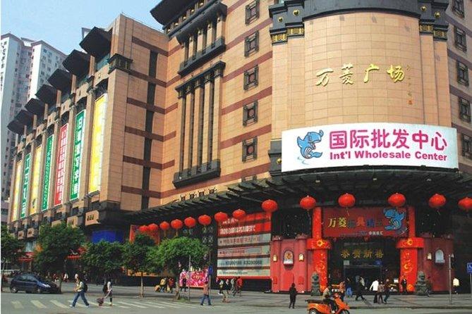 Guangzhou wholesale markets private tour