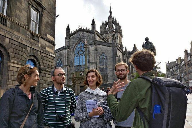 Private Tour of Edinburgh Old Town Architecture