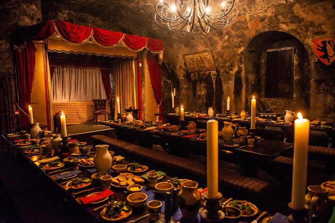 Skip the Line: Dunguaire Castle Medieval Banquet Ticket